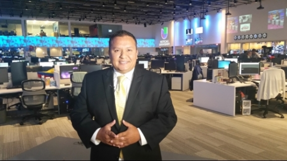 Attorney Luis A. Guerra at Univision